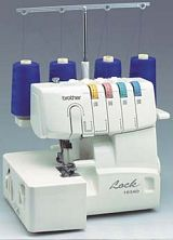 overlock Brother 1034 - klikn�te pro v�t�� n�hled